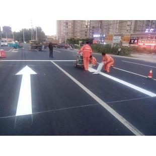 无锡道路划线施工的技术您值得知道的标线知识