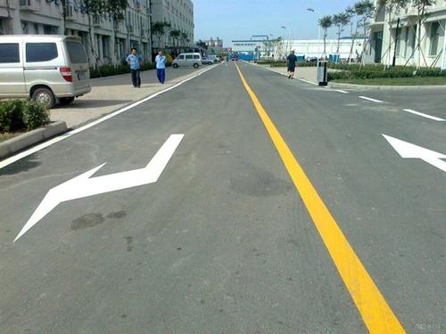 道路划线_经常停车的你对车位划线的尺寸了解吗?